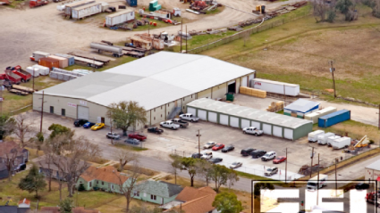 Superior Energies Inc. (SEI) Aerial View
